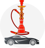 HOME DELIVERY OF PREPARED HOOKAH
